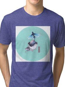 Aeon Egg Tri-blend T-Shirt
