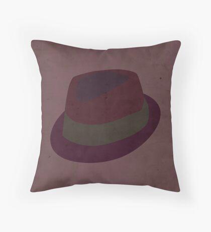 Daddy-O Throw Pillow