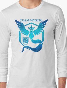 Epic Nerd Camp Team Mystic Long Sleeve T-Shirt