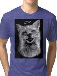The Sacred - Fox Tri-blend T-Shirt