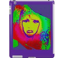 Rainbow Kate iPad Case/Skin