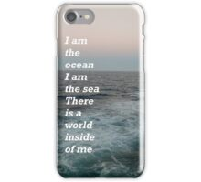 Crucify Me // Bring Me the Horizon iPhone Case/Skin