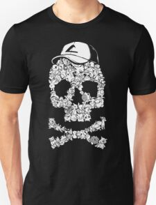 Pokemon Skull Unisex T-Shirt