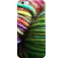 Skein 2 iPhone Case/Skin