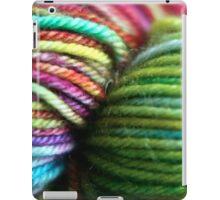 Skein 2 iPad Case/Skin
