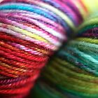 Skein 3 by Trish Peach