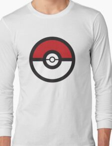 Pokémon GO Pokéball Squad by PokeGO Long Sleeve T-Shirt