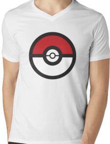Pokémon GO Pokéball Squad by PokeGO Mens V-Neck T-Shirt