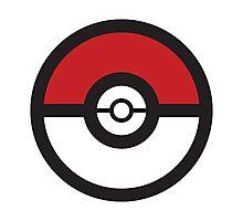 Pokémon GO Pokéball Squad by PokeGO Photographic Print