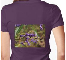 A Strand of Hovea Womens Fitted T-Shirt