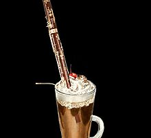Music is Everyone's Sundae - Bassoon by didielicious