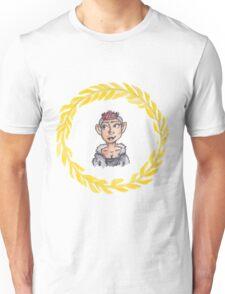 halo girl Unisex T-Shirt