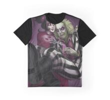Beetlejuice - The Ghost with the Most Graphic T-Shirt