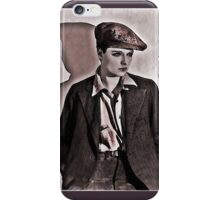 Louise in Hobo Costume iPhone Case/Skin