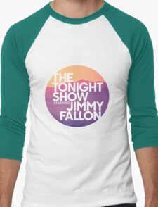 Sunset Jimmy Fallon Men's Baseball ¾ T-Shirt