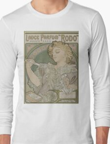 Vintage poster - Rodo Long Sleeve T-Shirt