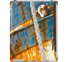Wooden Shipwrecks iPad Case/Skin