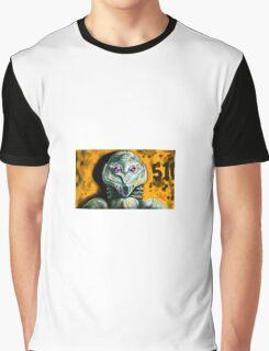 Mugshot Graphic T-Shirt
