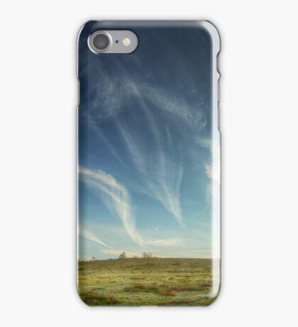 Dusk, Bogong high plains iPhone Case/Skin