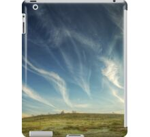 Dusk, Bogong high plains iPad Case/Skin