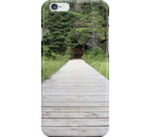 Bridge Over Peck Lake iPhone Case/Skin