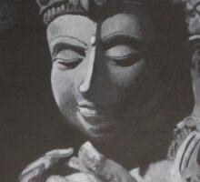 Buddha Thailand Sticker