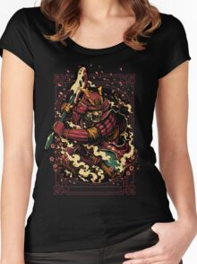Shogun's Fury Women's Fitted Scoop T-Shirt