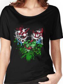 Alien Yoshi Women's Relaxed Fit T-Shirt