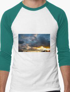 Go fly a kite Men's Baseball ¾ T-Shirt