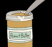 Peanut Butter Jar by kwg2200