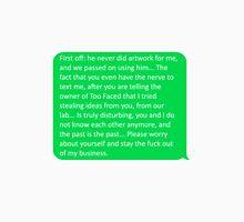 Jeffree Star text Unisex T-Shirt