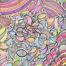 Pebbles and Shells by Melissa Underwood