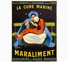 Vintage poster - La Cure Marine Marliament Unisex T-Shirt