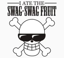 Swag-Swag Fruit One Piece - Long Sleeve
