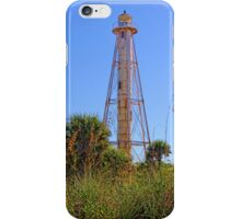 Historic Boca Light  iPhone Case/Skin