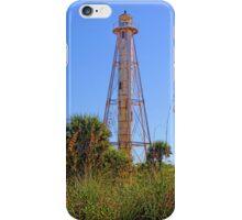 Historic Boca Light  iPhone Case/Skin