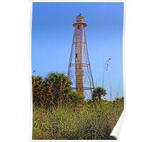 Historic Boca Light  Poster