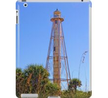 Historic Boca Light  iPad Case/Skin