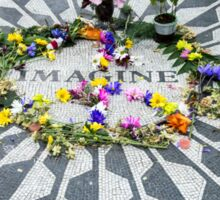 Imagine - Strawberry Fields Forever Sticker