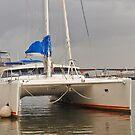 Marina Boat by kalaryder