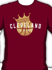 Cleveland Is King T-Shirt