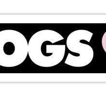 Dogs - Dog Sticker