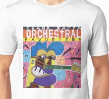 Frank Zappa Orchestral Favorites Unisex T-Shirt