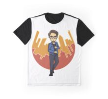 NY Simon Lewis  Graphic T-Shirt