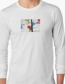 sky with spots Long Sleeve T-Shirt