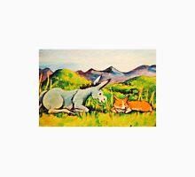 Welsh Pembroke Corgi~Dog~Donkey~Jackass~Burro~Colorado Unisex T-Shirt