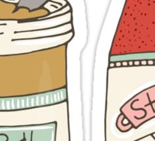 Peanut Butter And Jam Sticker