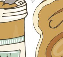 Peanut Butter On Bread Sticker