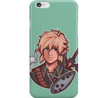 Link- Zelda ocarina of time iPhone Case/Skin