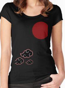 Akatsuki Women's Fitted Scoop T-Shirt